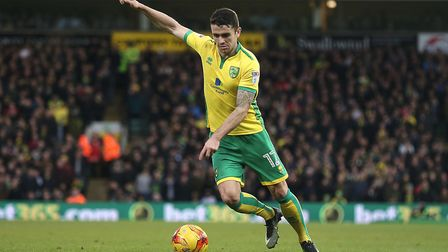 Former Norwich player Robbie Brady starred for the Republic at Euro2016. Picture: Paul Chesterton/Fo