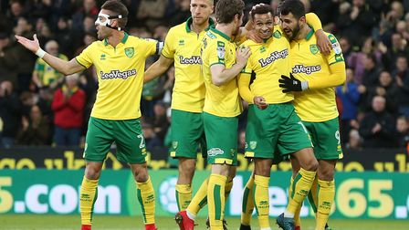 The celebrations proved premature for Norwich City as Josh Murphy's early strike was cancelled out e