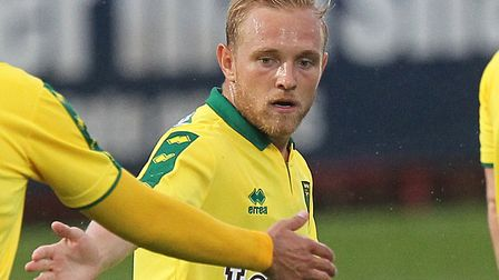 Alex Pritchard is back in full training. Picture by Paul Chesterton/Focus Images