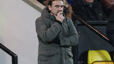Daniel Farke has made his feelings clear after a drab Barnsley draw. Picture: Paul Chesterton/Focus