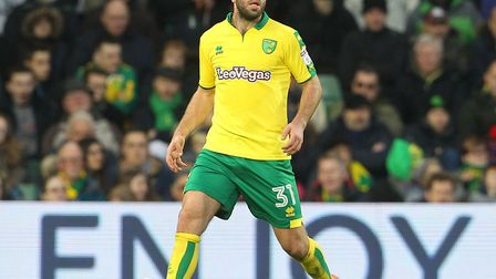 Grant Hanley was one of the bright spots at the weekend. Picture: Paul Chesterton/Focus Images Ltd