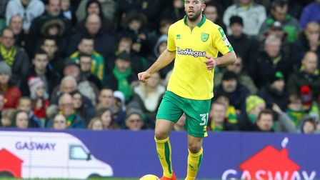 Grant Hanley made his second start and completed 90 minutes for only the second time since joining N