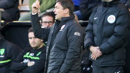 Barnsley manager Paul Heckingbottom enjoyed his latest return to Carrow Road - although his side pro