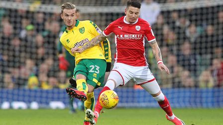 James Maddison is vital player for Norwich City this season. Picture: Paul Chesterton/Focus Images L