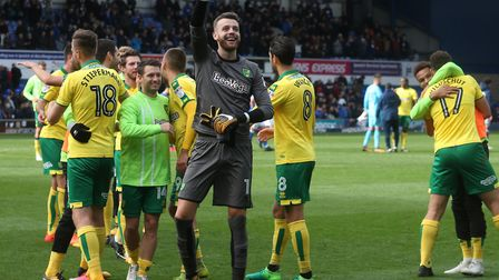 Angus Gunn's England promotion was the big story leading up to our latest Norwich City online debate