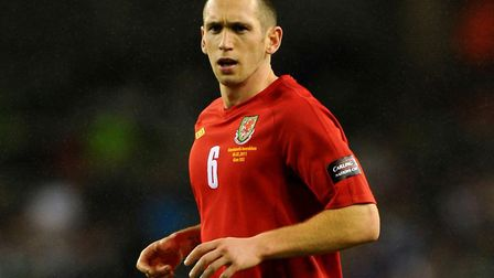 Andrew Crofts has been called into the Wales squad. Picture: PA