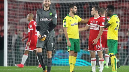 Angus Gunn has kept seven clean sheets in his 19 appearances for Norwich City since joining on a sea