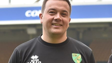 Dean Wright has joined Norwich City as their assistant academy manager. Picture: Sonya Duncan