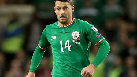 Republic of Ireland's Wes Hoolahan during the FIFA World Cup qualifying play-off second leg match at