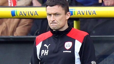Paul Heckingbottom is being touted with the Sunderland vacancy ahead of his team's clash with Norwic