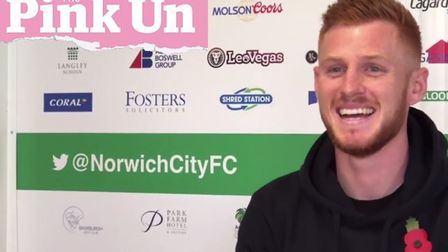 Norwich City midfielder Harrison Reed speaks to us from Colney ahead of their EFL Championship trip