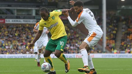 Cameron Jerome is set to lead the line at Bolton. Picture: Paul Chesterton/Focus Images Ltd