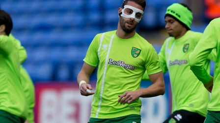 It was a painful weekend in more than one way for Ivo Pinto, as Norwich City came unstuck at Bolton