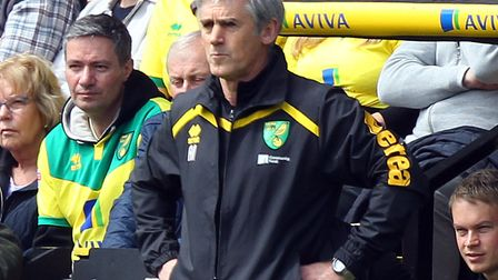 Alan Irvine is poised to join David Moyes at West Ham. Picture by Paul Chesterton/Focus Images
