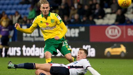James Maddison's club form has earned him an England U21 call. Picture: Russell Hart/Focus Images