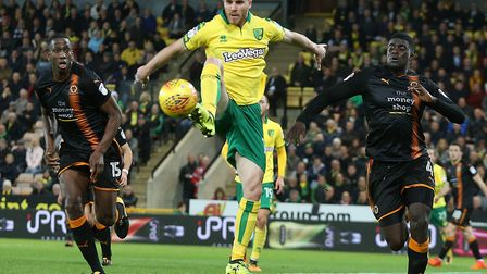 Marley Watkins, pictured in action during City's 2-0 loss to Wolves, has been named in the Wales squ