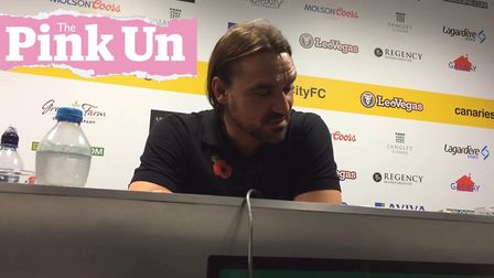 Daniel Farke was left to reflect on Norwich City's first Championship defeat since August, as Derby