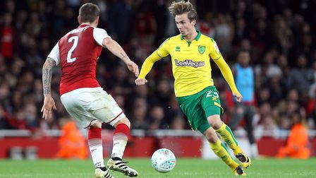 James Maddison is fit to face Derby County. Picture: Paul Chesterton/Focus Images Ltd