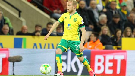 Alex Pritchard - one of City's most valuable players. Picture: Paul Chesterton/Focus Images