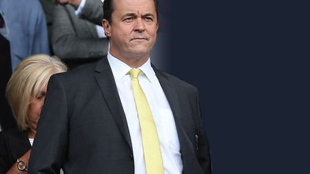 Former chief executive Jez Moxey was given a £700,000 pay-off. Picture: Paul Chesterton/Focus Images