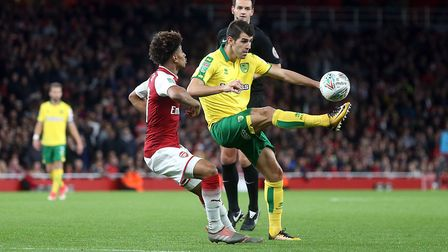 City are struggling to score goals with Nelson Oliveira sidelined because of injury. Picture: Paul C