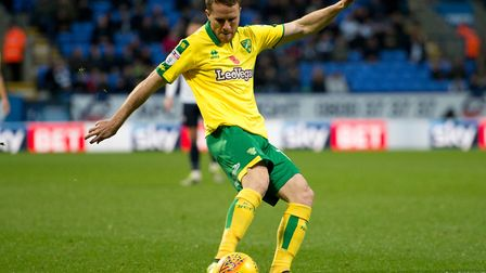 Marley Watkins couldn't turn things round at Bolton after coming on as a second half substitute. Pic