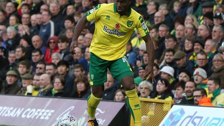 Cameron Jerome has scored two goals in 15 games for Norwich City this season. Picture by Paul Cheste