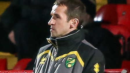 David Wright will take his Norwich City U18 squad back into FA Youth Cup battle against Barnsley. Pi
