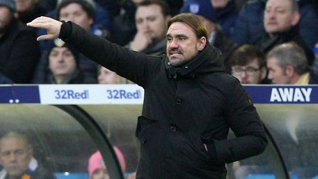 What does Daniel Farke deserve from Father Christmas? Picture: Paul Chesterton/Focus Images