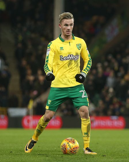 The gem in Norwich City's midfield - James Maddison. Picture: Paul Chesterton/Focus Images