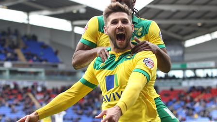 Gary Hooper played a major part in Norwich City's Championship promotion back in 2015 - especially w