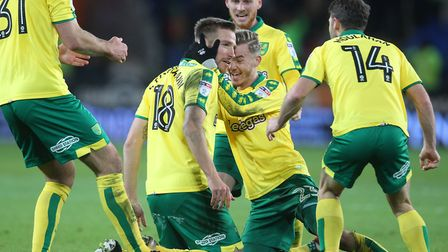 Oh for the feeling of Marco Stiepermann's first Norwich City goal being something that really stuck