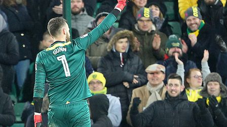 Angus Gunn has stated his aims as Norwich City digest their sixth defeat in nine games, after losing