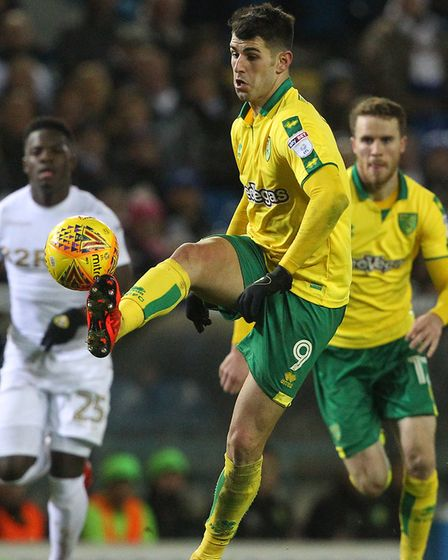 Nelson Oliveira has struggled to make an impact for City at times this season. Picture: Paul Chester