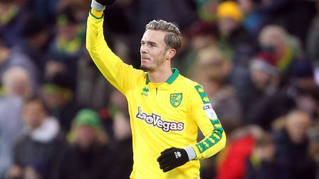 He may not be a Norwich City academy product, but James Maddison's progress this season is being hel