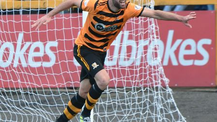 Norwich City academy product Kris Renton in action for Alloa Athletic. Picture: David Glencross/Allo