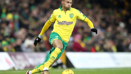 Josh Murphy lasted only the first half of Norwich City's 3-1 comeback win over Sheffield Wednesday a