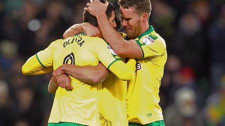 Nelson Oliveira is one of only a select few Norwich City players who started the game against Leeds