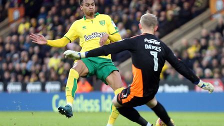 Norwich City starlet Josh Murphy will get every chance under Daniel Farke to prove his worth. Pictur