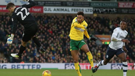 Josh Murphy's own lack of conviction in front of goal against Preston mirrored that of Norwich City