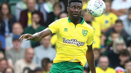 Alex Tettey is a big miss for Norwich City. Picture by Paul Chesterton/Focus Images