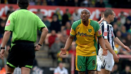 Dion Dublin was brought to Norwich by Nigel Worthington. Picture: Archant