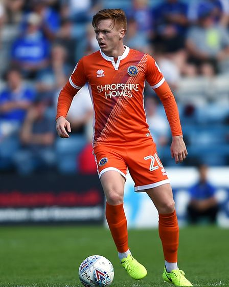 City have already been linked with Shrewsbury's Jon Nolan. Picture: PA