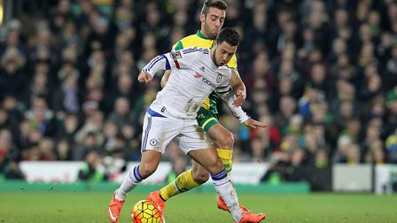 Eden Hazard is an injury doubt for Chelsea. Picture: Paul Chesterton/Focus Images Ltd