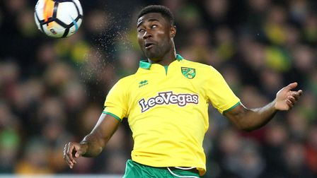 Midfielder Alex Tettey returns to City's starting XI against Sheffield United. Picture: Paul Chester
