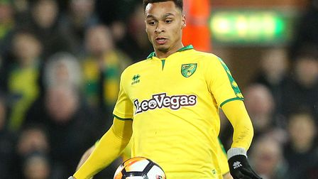 Josh Murphy produced another good performance against Chelsea. Picture: Paul Chesterton/Focus Images