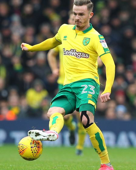 James Maddison has been City's outstanding performer so far this season. Picture: Paul Chesterton/Fo