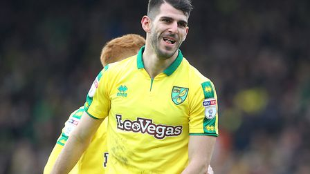 Where does Nelson Oliveira fit into Norwich City's masterplan? Picture: Paul Chesterton/Focus Images