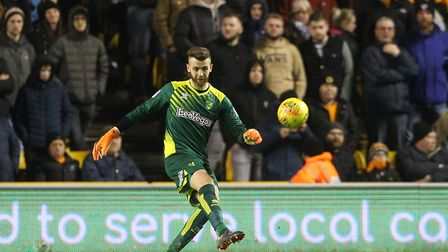 What does the future hold for Angus Gunn next season after his loan spell with Norwich City ends? Pi