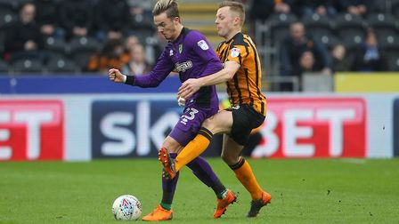 James Maddison overcame illness to star against Hull City but it wasn't enough to stop Norwich City